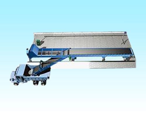 QZJ-12高台汽车袋装水泥装车机