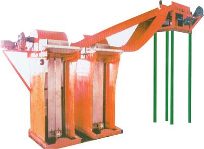 WD-II双工位叠包机